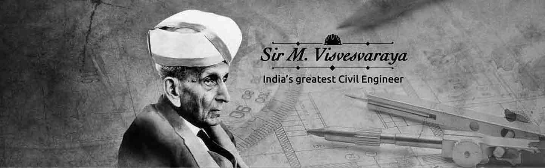 Engineers Day in India - Mokshagundam Visvesvaraya