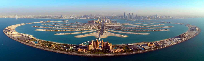 Palm Island, Dubai UAE