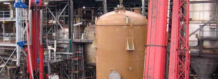 Pressure Vessels, Spherical Pressure vessels (Pressure