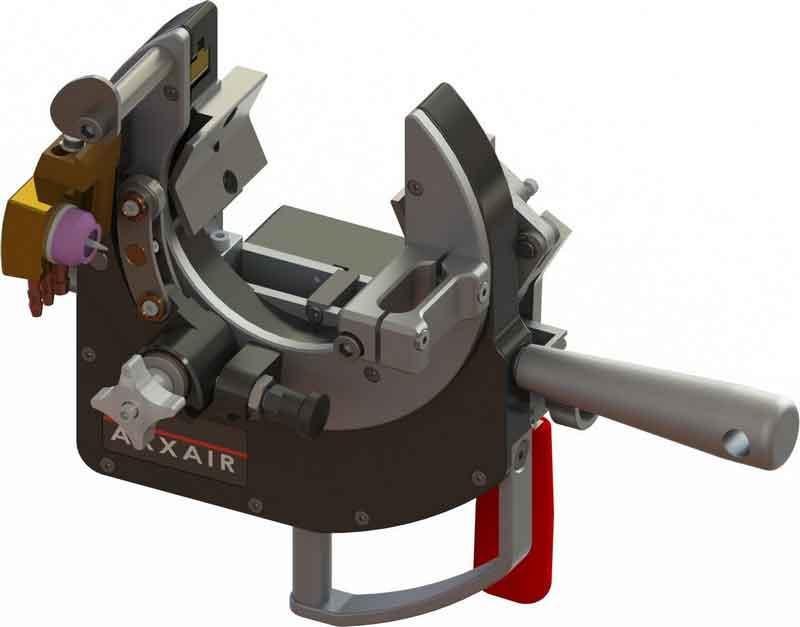 Mechanical System Orbital for Welding
