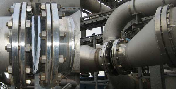 Definition Of The Use Of Expansion Joints Bellows In