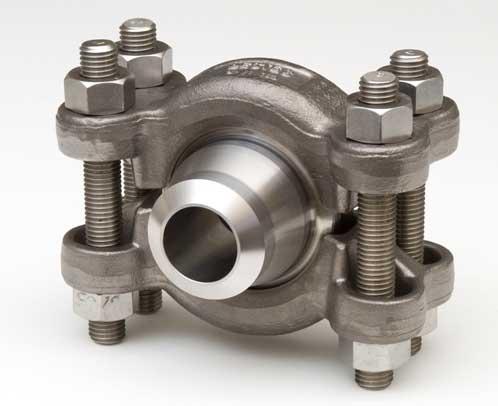 G-Range pipe connectors from Destec Engineering Ltd