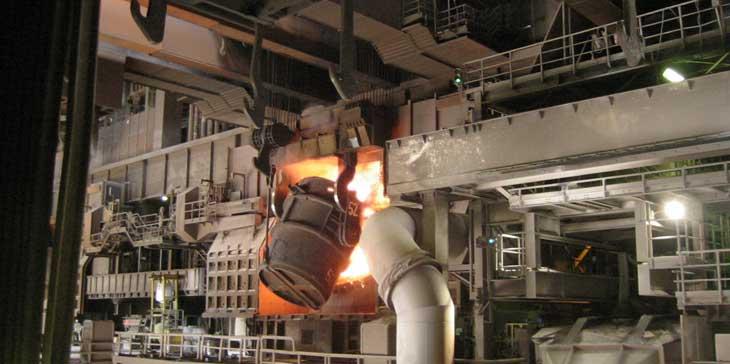 堿性氧氣爐(BOF)